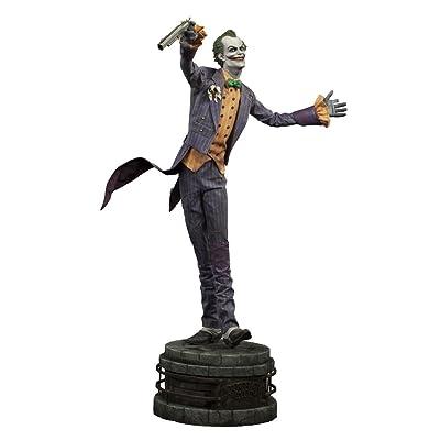 Sideshow DC Comics Arkham Asylum Joker Premium Format Figure Statue: Toys & Games