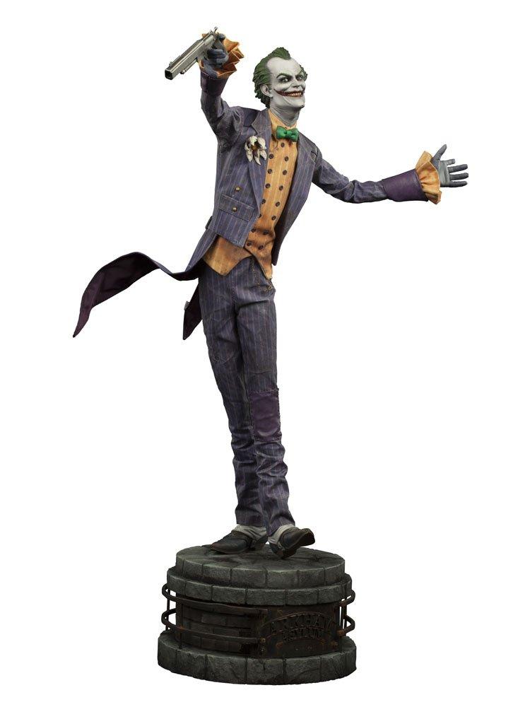 Batman Arkham Asylum Premium Format Figur 1/4 The Joker 62 cm Sideshow Collectibles Statues