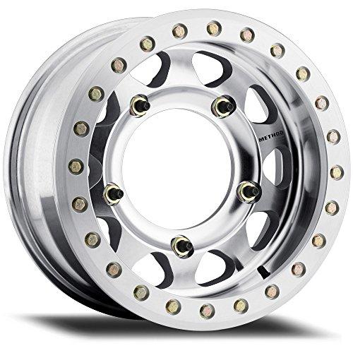 Method Race Wheels MR101 Rim Raw Machined 15x7 5x205-25mm Offset by Method Race Wheels