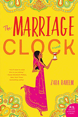 Book Cover: The Marriage Clock: A Novel