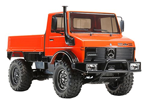 TAMIYA 1/10 electric RC Car Series No.609 Mercedes-Benz Unimog 425 (CC-01 chassis) 58609