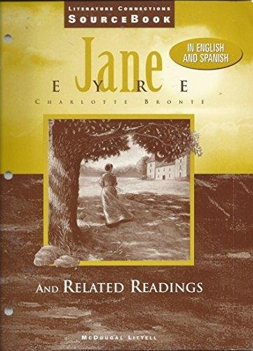 McDougal Littell Literature Connections: Jane Eyre (Spanish Translation) Student Editon Grade 12 (Spanish Edition)