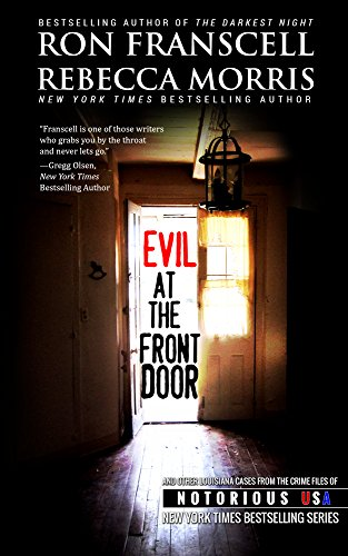 book cover of Evil at the Front Door