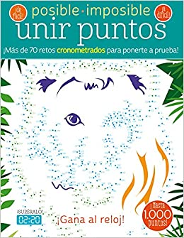 Posible-imposible: unir puntos (Spanish Edition): Varios, Edebé: 9788468319162: Amazon.com: Books