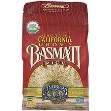 Lundberg Family Farms Organic Basmati Rice, California Brown, 32 Ounce