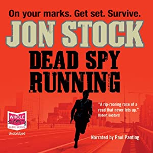 Dead Spy Running Audiobook