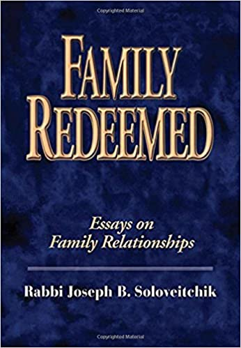 com family redeemed essays on family relationships  family redeemed essays on family relationships meotzar horav