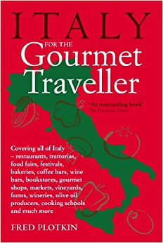 Book Italy for the Gourmet Traveller