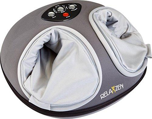Relaxzen Air Pressure and Shiatsu Kneading Foot Massager