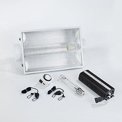 TopoGrow 600W/1000W MH/HPS Grow Light Fixture Complete Ki...