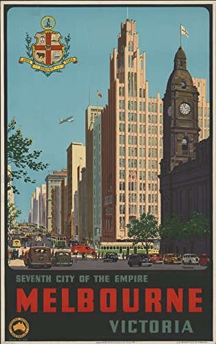 The Poster Collective El Cartel colectiva Vintage Melbourne ...