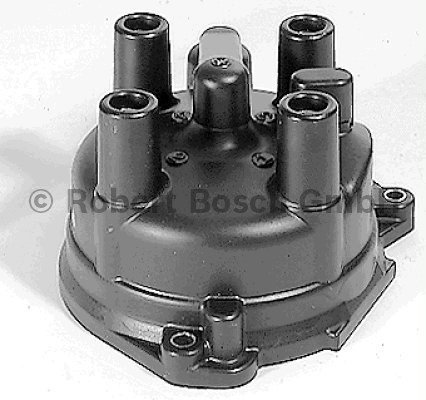 BOSCH Ignition Distributor Cap Fits NISSAN March Micra 1.0-1.3L 1992-2000