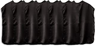 product image for Superhero Capes Children Set of 12 (All Black)