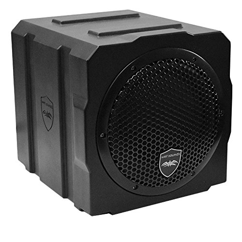 stealth 8 active subwoofer enclosure
