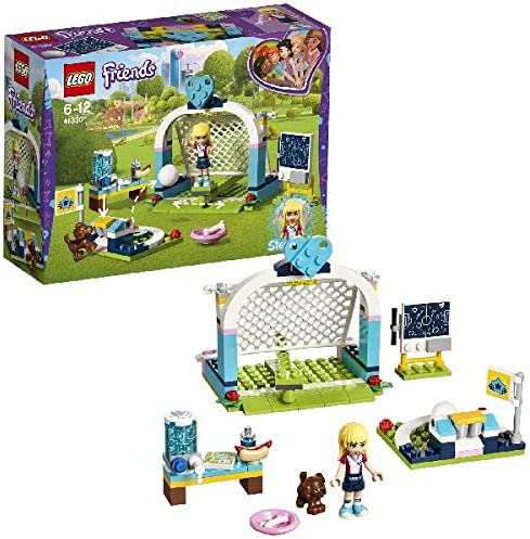 LEGO UK - 41330 Friends Stephanie's Soccer Practice Children's Toy