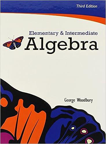 Elementary Intermediate Algebra Plus MyLab Math MyLab