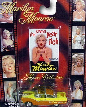 Marilyn Monroe The Seven Year Itch Ford Crown Victoria