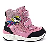 Geox Baby New gulp Girl ABX - B741FB0BC50C8F9B - Color Pink - Size: 9.0