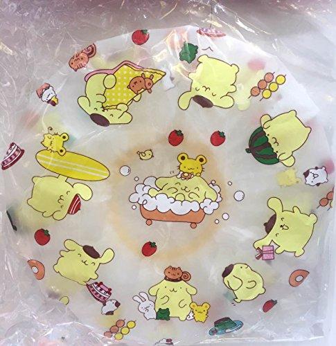 CJB Pompom Purin Bath Shower Caps Hats Sanrio -