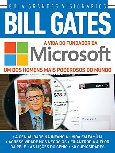 aa0d767b483 Amazon.com.br eBooks Kindle  Guia Grandes Visionários - Bill Gates ...