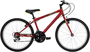 Huffy 24-Inch Men's ATB Granite Bike (Red)