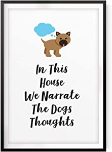 In This House We Narrate The Dogs Thoughts 11