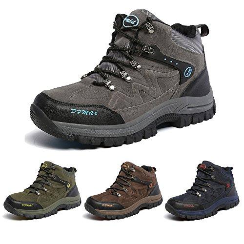 D'extrieur Gris Chaussures Randonne Trekking T Hommes Jungle De Avec Supplmentaire Impermables Plein Air Amorti Sports En amp; J Un Pour BwqHxI0xE