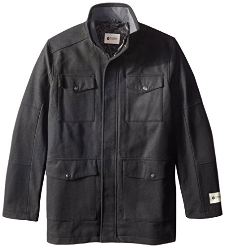 Haggar Brighton Military Four Pocket Jacket