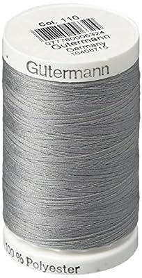 Gutermann Sew-All Thread, 547-Yard, Slate from Gutermann