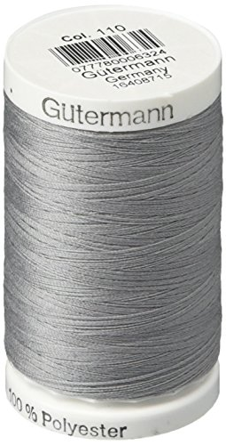 Gutermann Sew-All Thread, 547-Yard, Slate