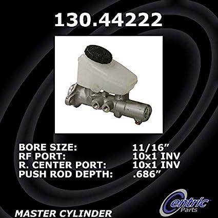Centric Parts 130.44222 Brake Master Cylinder