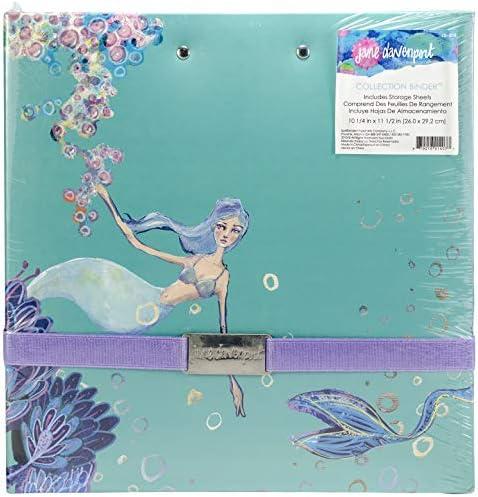 Spellbinders Jane Davenport-Beautiful Dreamer-Clear Set de tampons A6