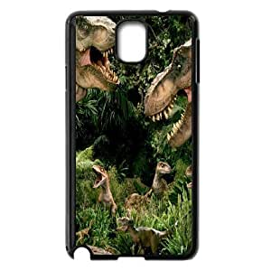 Personalized DIY jurassic park Custom Cover Case For Samsung Galaxy Note 3 N7200 Y6K852513