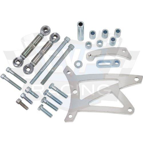 (CVF Racing Pontiac Power Steering Bracket, 350-400, 428 & 455)