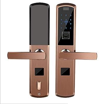 Cerradura inteligente Cerradura de combinación Cerradura de ...