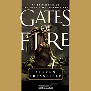 Gates of Fire Audiobook