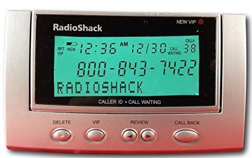 Radio Shack, Caller Id/call Waiting Id Box (Large Screen Caller Id)