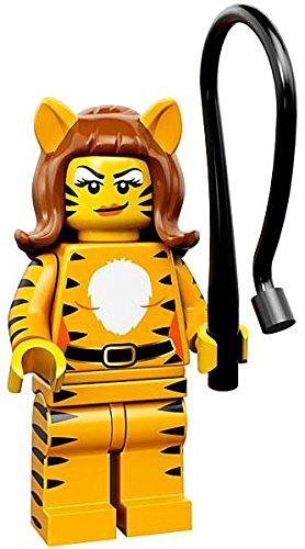 LEGO Series 14 Minifigure Tiger (Lego Halloween Minifigures)