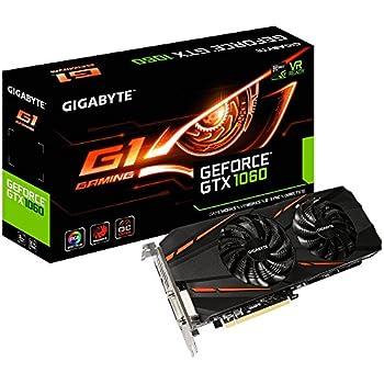 Gigabyte GeForce GTX 1060 G1 Gaming 3GB GDDR5 REV2.0 Graphic Cards GV-N1060G1GAM-3GD R2