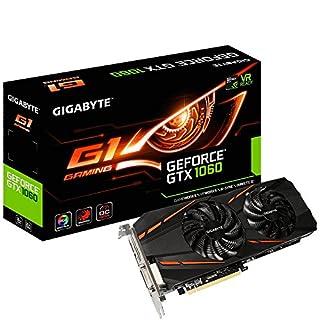 Gigabyte GeForce GTX 1060 G1 Gaming 3GB GDDR5 REV2.0 Graphic Cards GV-N1060G1GAM-3GD R2 (B071K7X4D6)   Amazon Products
