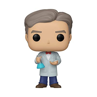 Funko Pop! AD Icons: Bill Nye - Bill Nye The Science Guy: Toys & Games