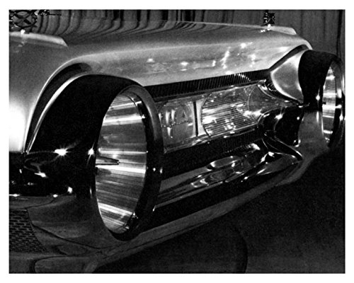1958 Ford La Galaxie Concept Automobile Photo Poster 1958 Ford Galaxie