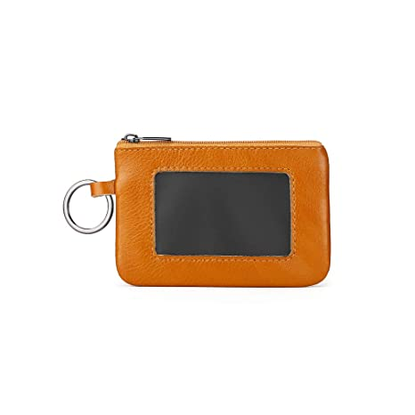 Amazon.com: Firecolor - Mini monedero de piel sintética con ...