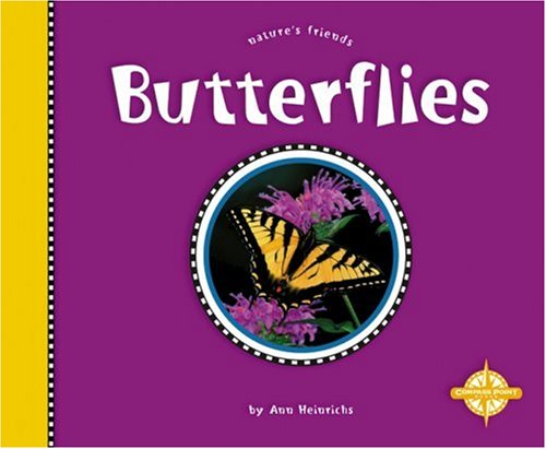 Read Online Butterflies (Nature's Friends) pdf