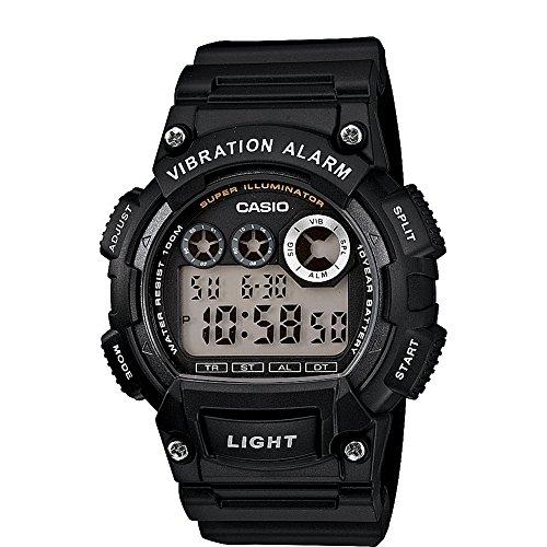 Casio Men's W735H-2AVCF Super Illuminator Watch