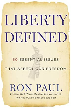 ron pauls liberty defined Ron paul, self: brüno congressman and three time presidential candidate ron paul of texas enjoys a national reputation as the premier advocate for liberty in politics today dr paul is the leading spokesman in washington for limited constitutional government, low taxes, free markets, and a return to sound monetary policies based on commodity.