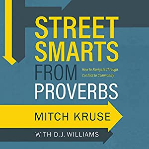 Street Smarts from Proverbs Audiobook