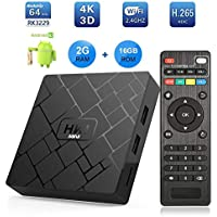 Per Newly Streaming Media Players New Android 8.1 TV Box HK1 Mini rk3229 Chip 2+16G 4K Network Set-Top Box