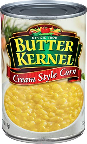 Butter Kernel, Kernel Corn Cream Style, 14.75 Ounce