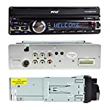 Pyle Single DIN In Dash Car Stereo Head Unit